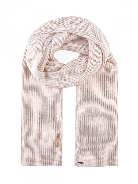 SMITH & SOUL Damen Strickschal, creme