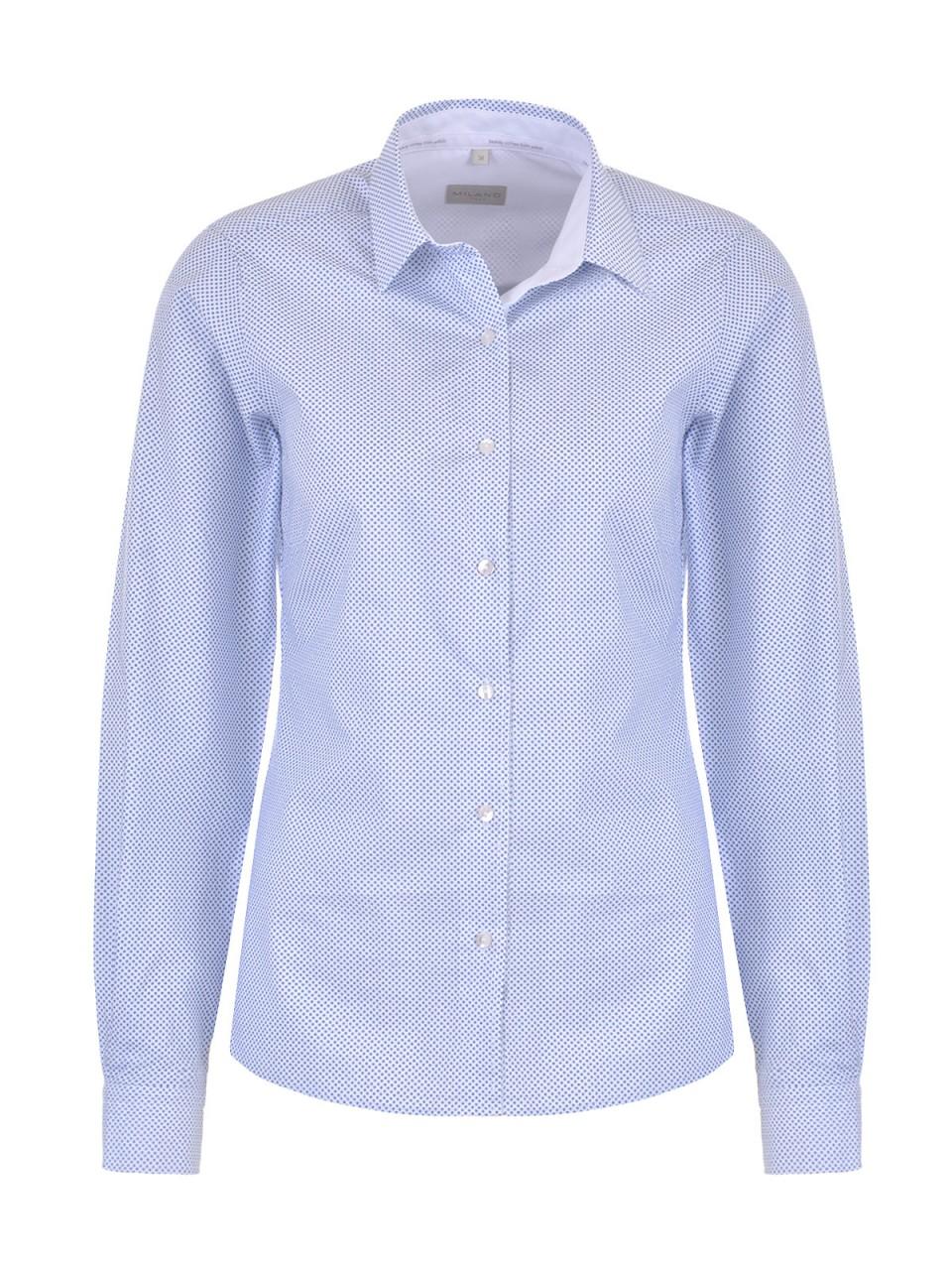milano-italy-damen-bluse-wei-szlig-blau