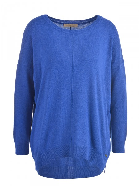 new arrival 13cef 11722 SMITH & SOUL Damen Pullover, blau