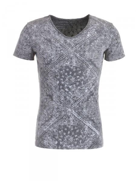 KEY LARGO Herren T-Shirt, grau