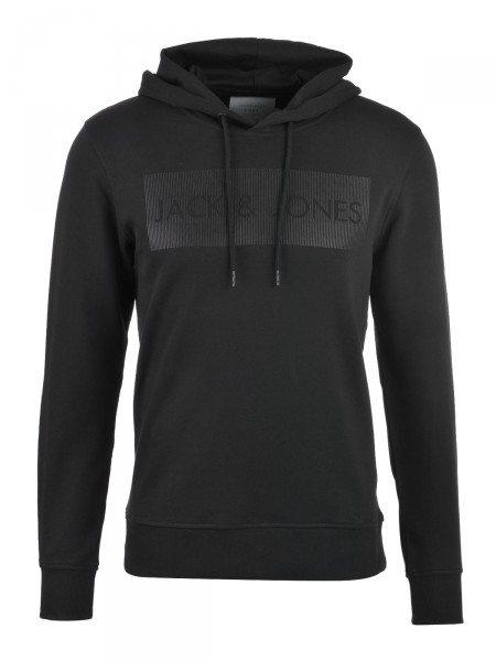 JACK & JONES Herren Sweatshirt, schwarz
