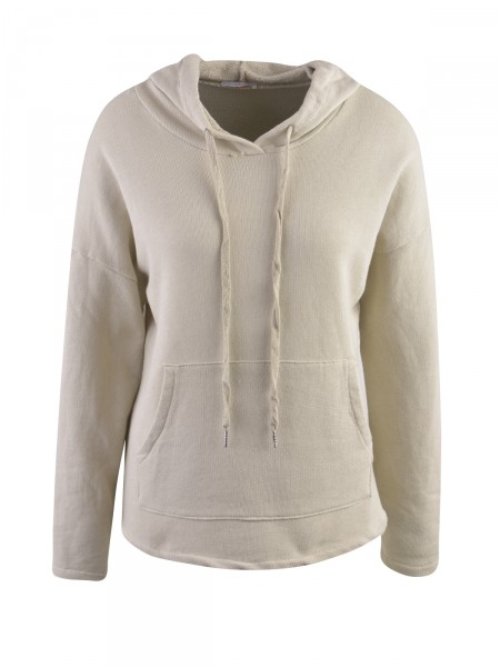 HEARTKISS Damen Sweatshirt, beige