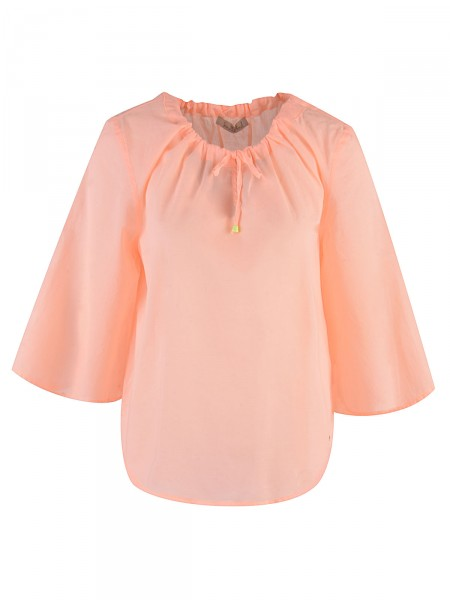 SMITH & SOUL Damen Bluse, neon-orange