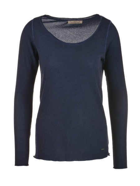 SMITH & SOUL Damen Pullover, navy
