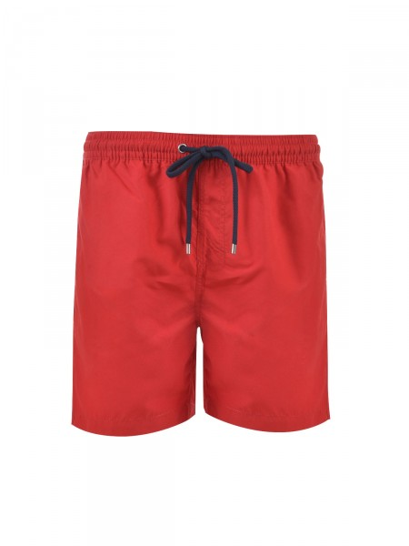 BOSTON BROTHERS Herren Badeshorts, rot