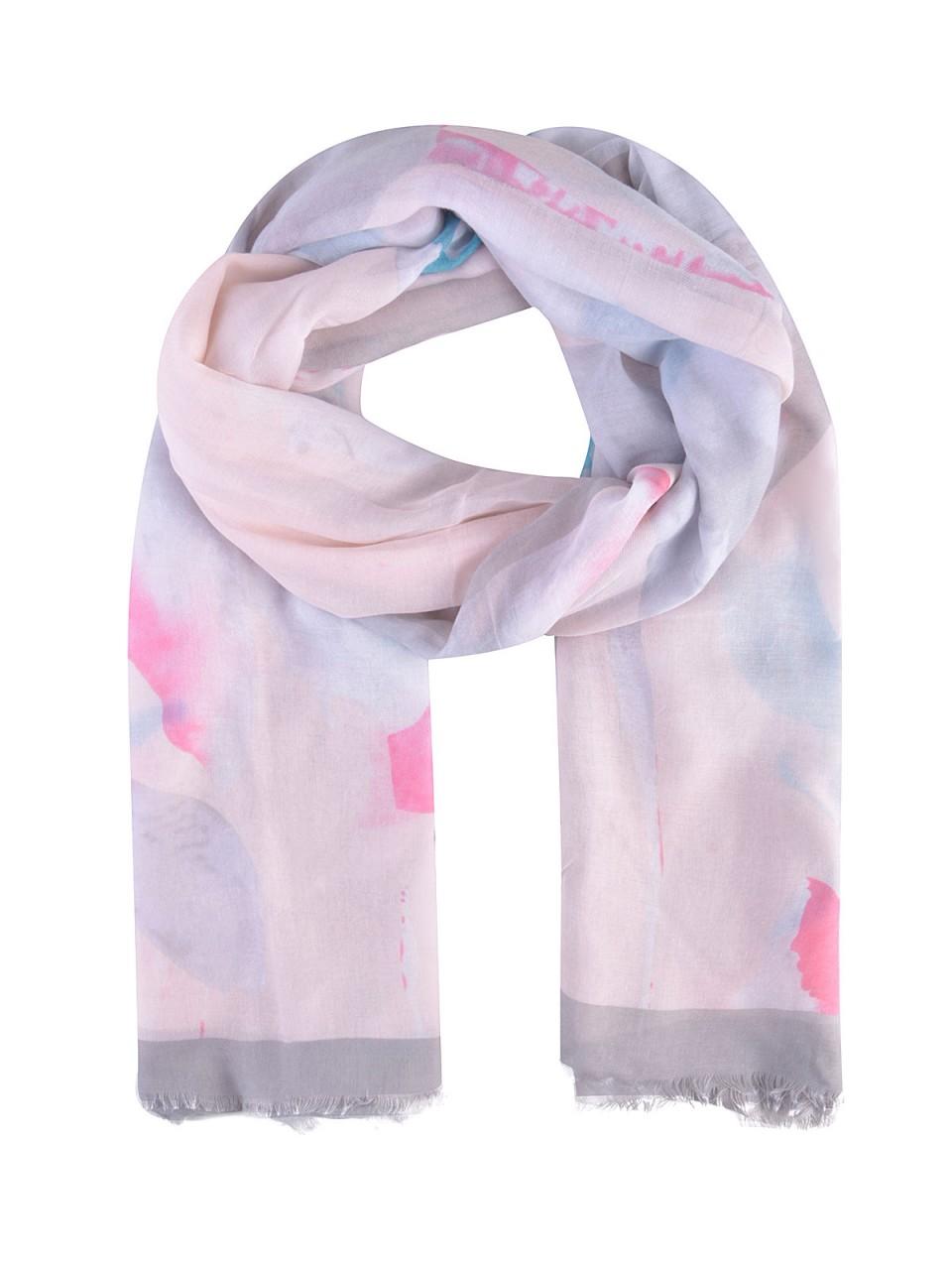 Schals - SMITH SOUL Damen Tuch, rosa  - Onlineshop Designermode.com