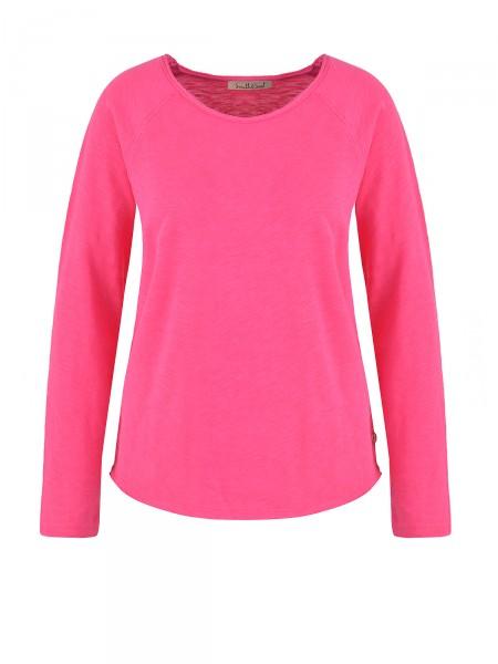 SMITH & SOUL Damen Langarmshirt, pink