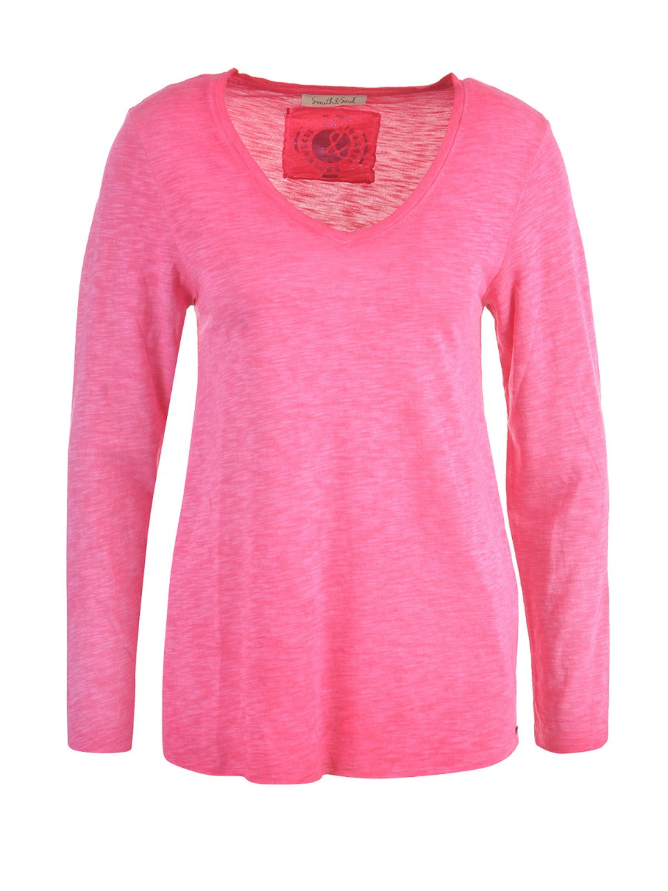 Oberteile - SMITH SOUL Damen Shirt, pink  - Onlineshop Designermode.com