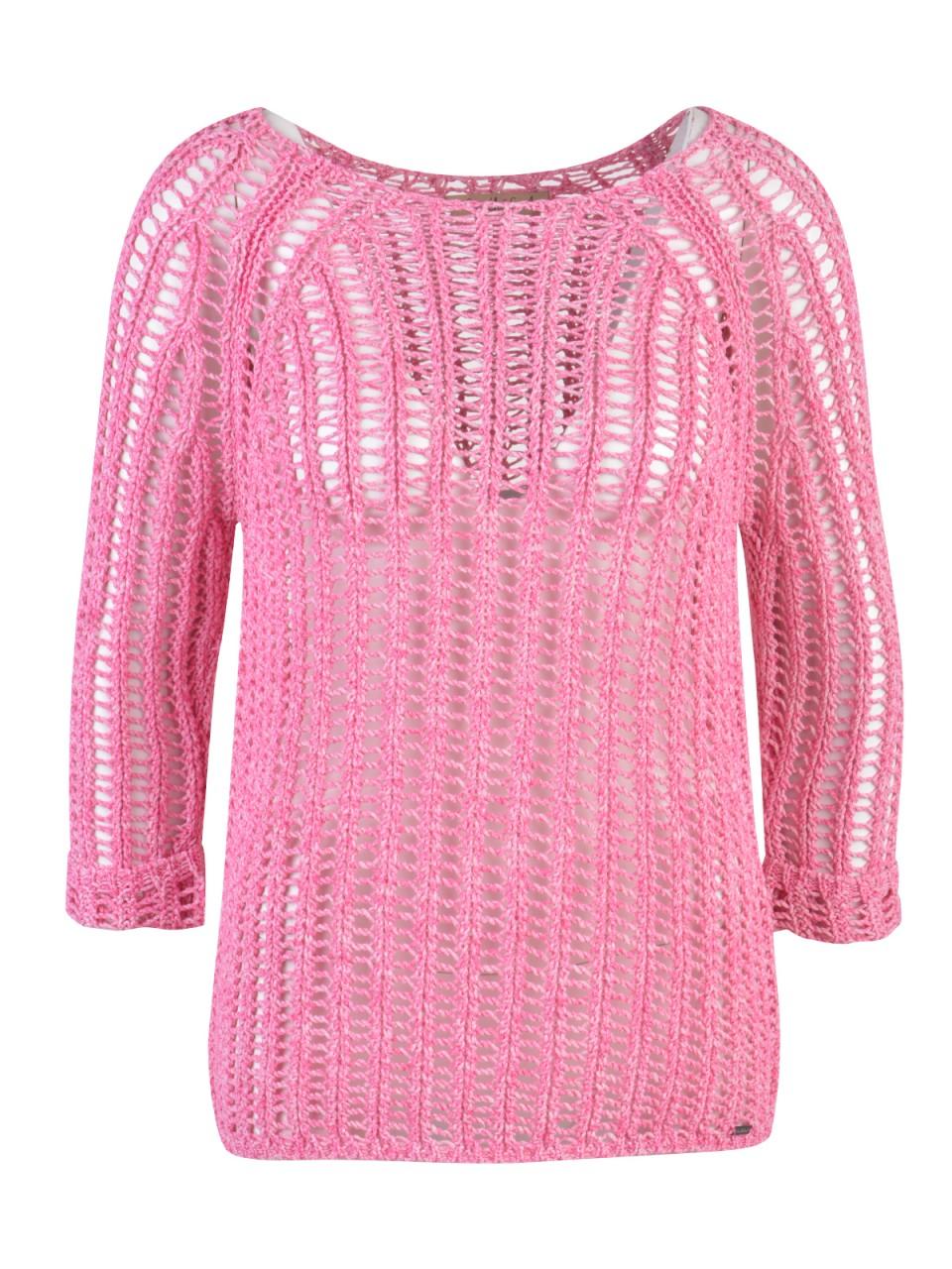 smith-amp-soul-damen-pullover-pink
