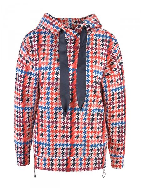MILANO ITALY Damen Sweatshirt, orange