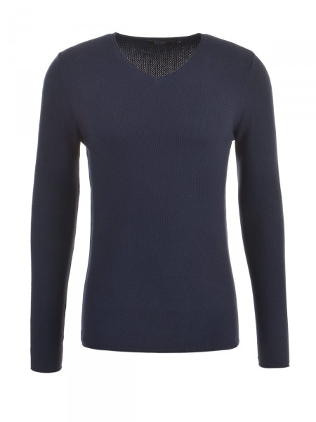 MILANO ITALY Herren Pullover, nachtblau