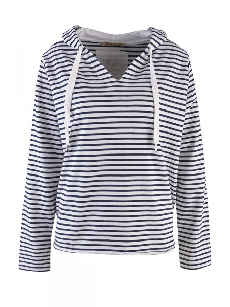 SMITH & SOUL Damen Sweatshirt, dunkelblau