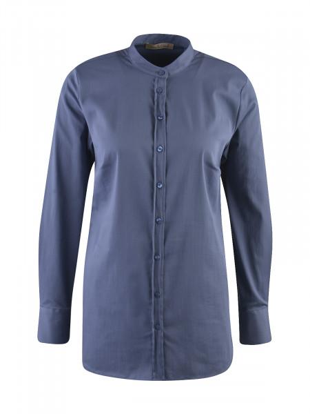 SMITH & SOUL Damen Bluse, blau