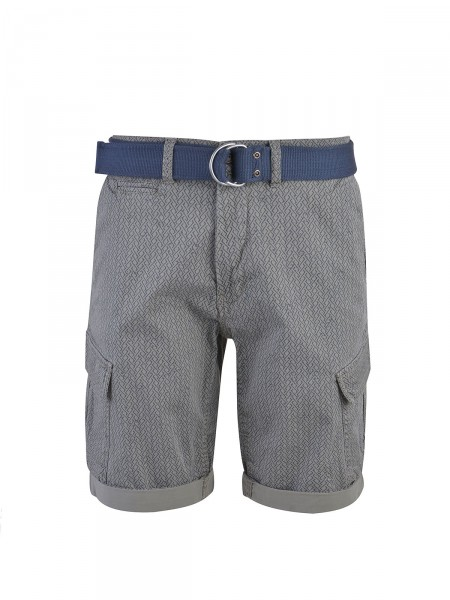 MILANO ITALY Herren Bermuda Shorts, grün