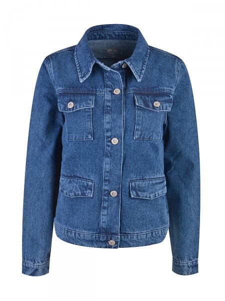 SMITH & SOUL Damen Jeansjacke, denim
