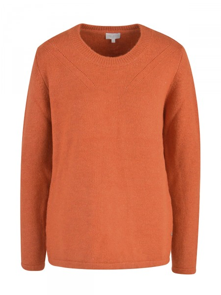 MILANO ITALY Damen Pullover, orange