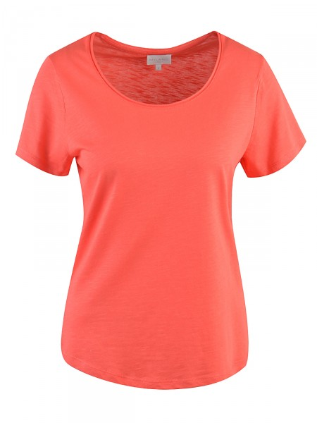 MILANO ITALY Damen T-Shirt, orange