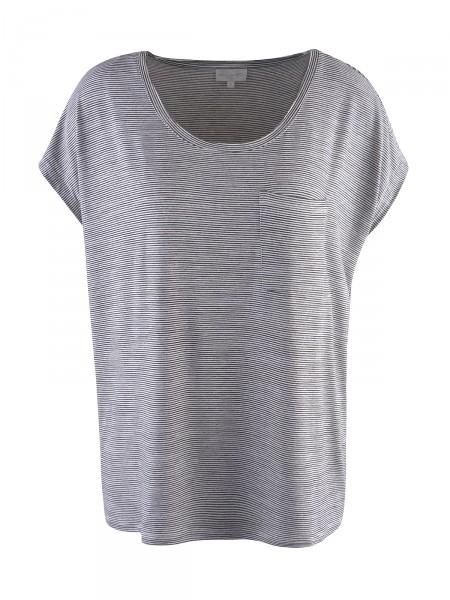 MILANO ITALY Damen T-Shirt, schwarz