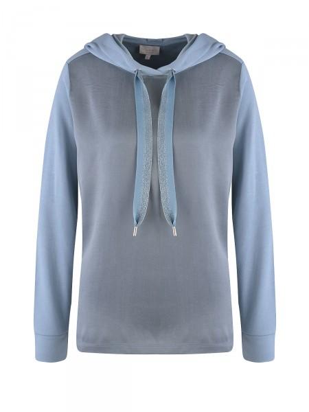 MILANO ITALY Damen Sweatshirt, blau