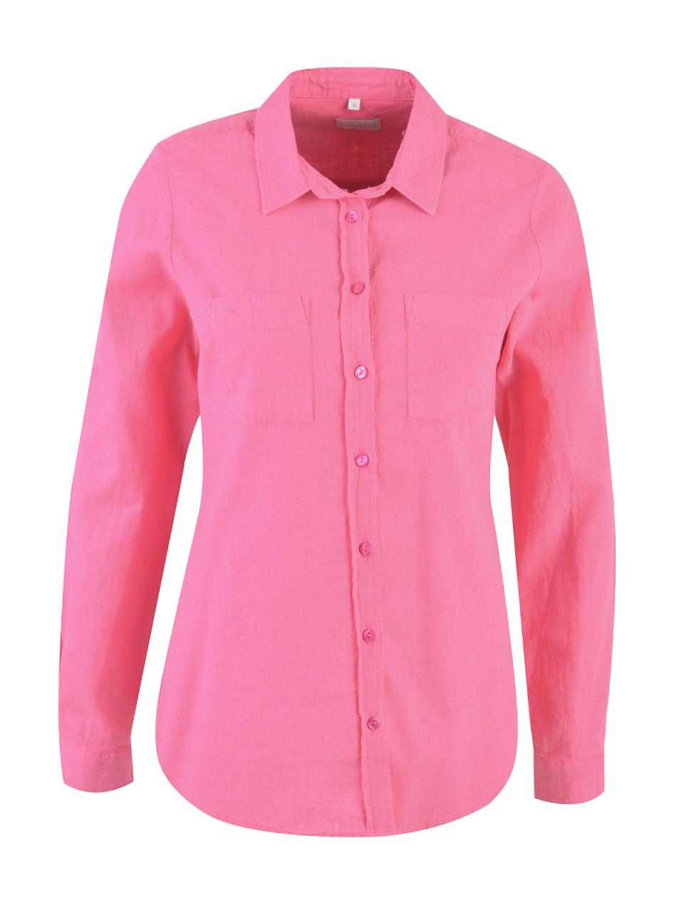 milano-italy-damen-bluse-pink, 59.95 EUR @ designermode-com-mode