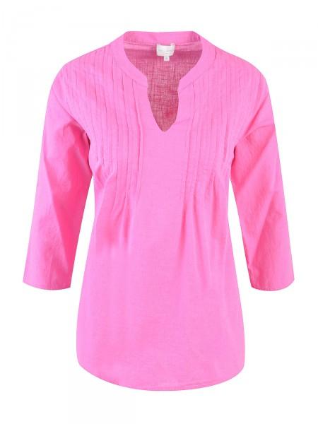MILANO ITALY Damen Bluse, pink