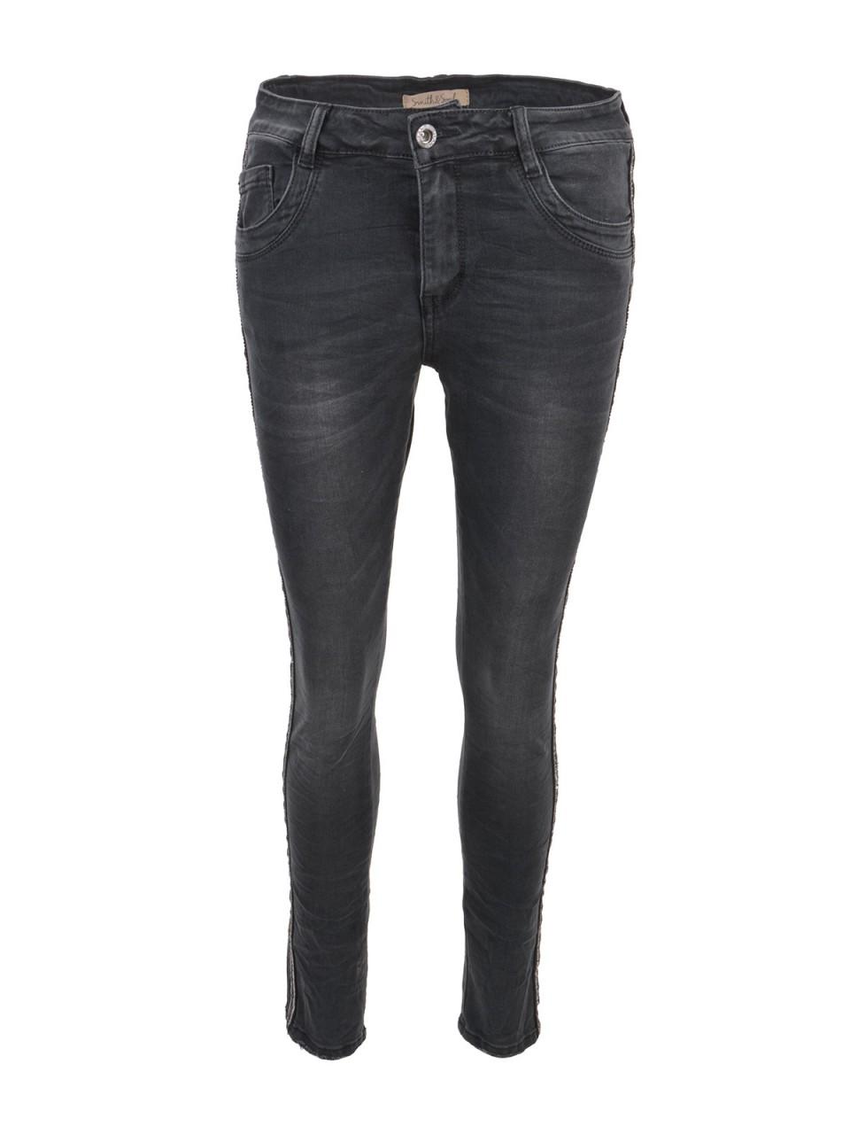 Hosen - SMITH SOUL Damen Jeans, schwarz  - Onlineshop Designermode.com