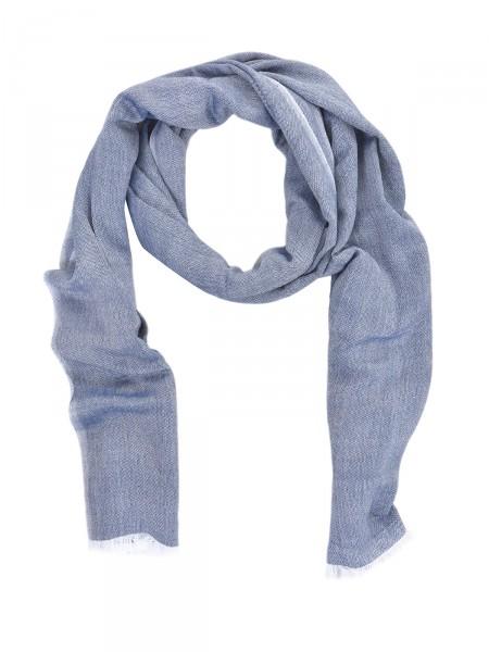 MILANO ITALY Schal, blau