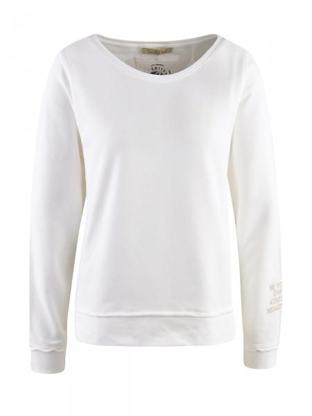 SMITH & SOUL Damen Sweatshirt, offwhite
