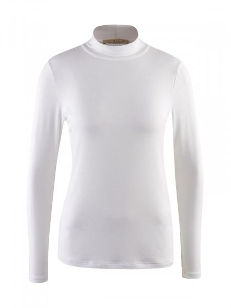 SMITH & SOUL Damen Langarmshirt, offwhite