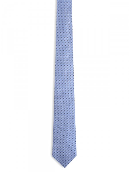 MILANO ITALY Krawatte Seide, blau