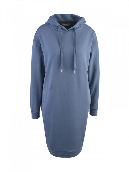 SMITH & SOUL Damen Sweatshirtkleid, blau