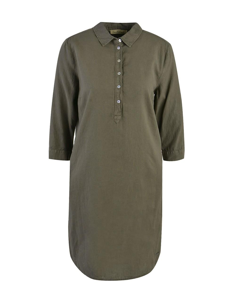 Kleider - SMITH SOUL Damen Kleid, grün  - Onlineshop Designermode.com