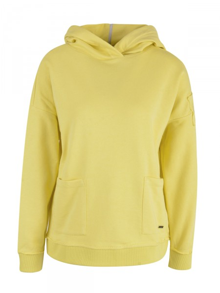 SMITH & SOUL Damen Sweatshirt, gelb