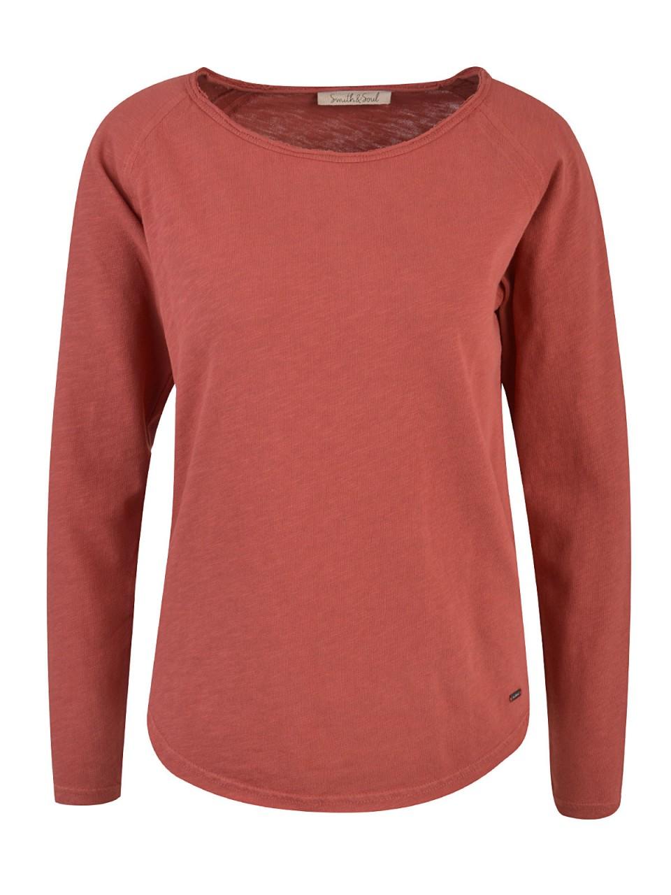 smith-amp-soul-damen-shirt-rost