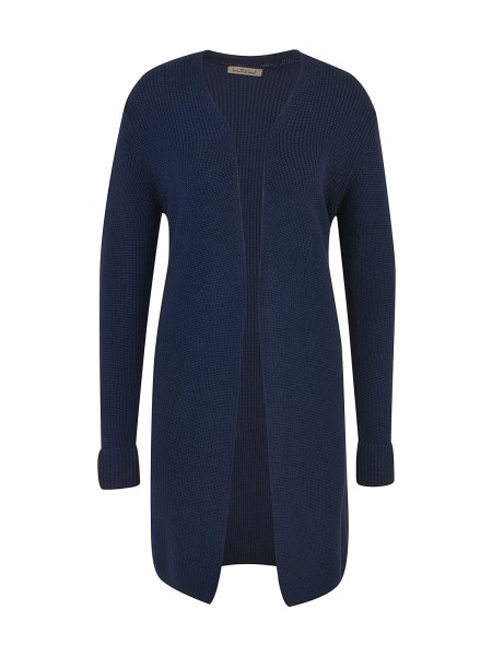 SMITH & SOUL Damen Strickjacke, marine