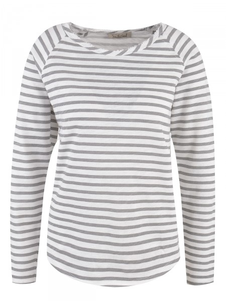 SMITH & SOUL Damen Shirt, grau