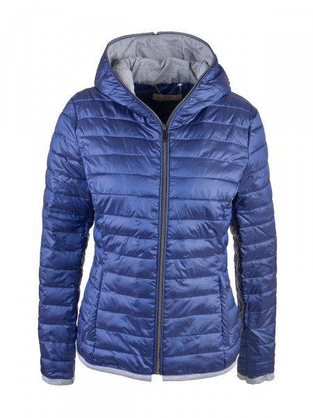 SMITH & SOUL Damen Steppjacke, marine