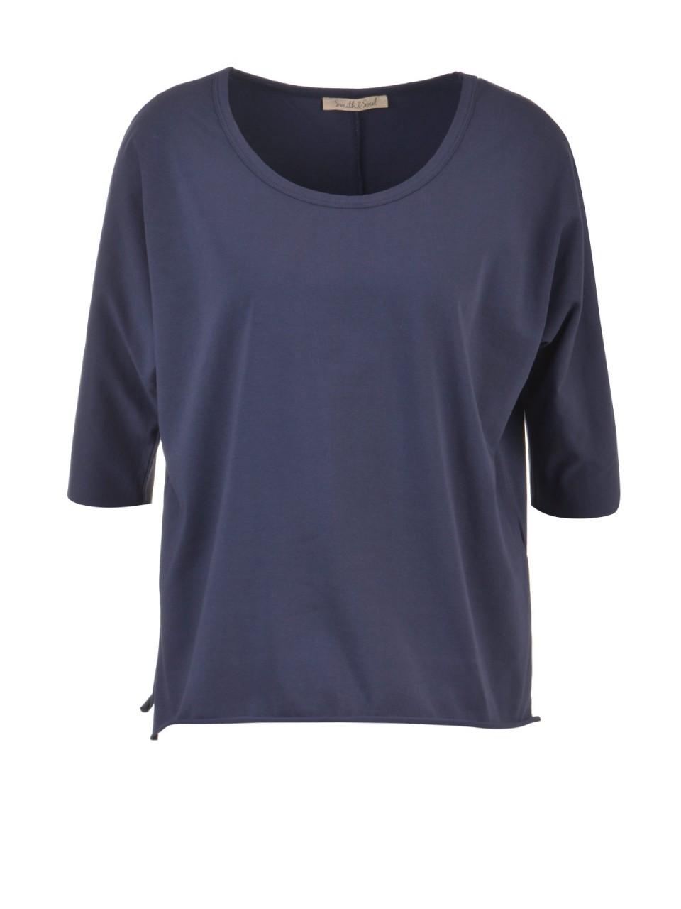 smith-amp-soul-damen-t-shirt-navy