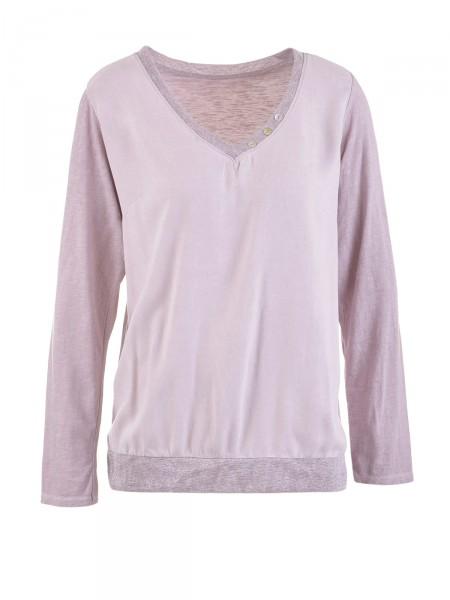 HEARTKISS Damen Shirt, rosa