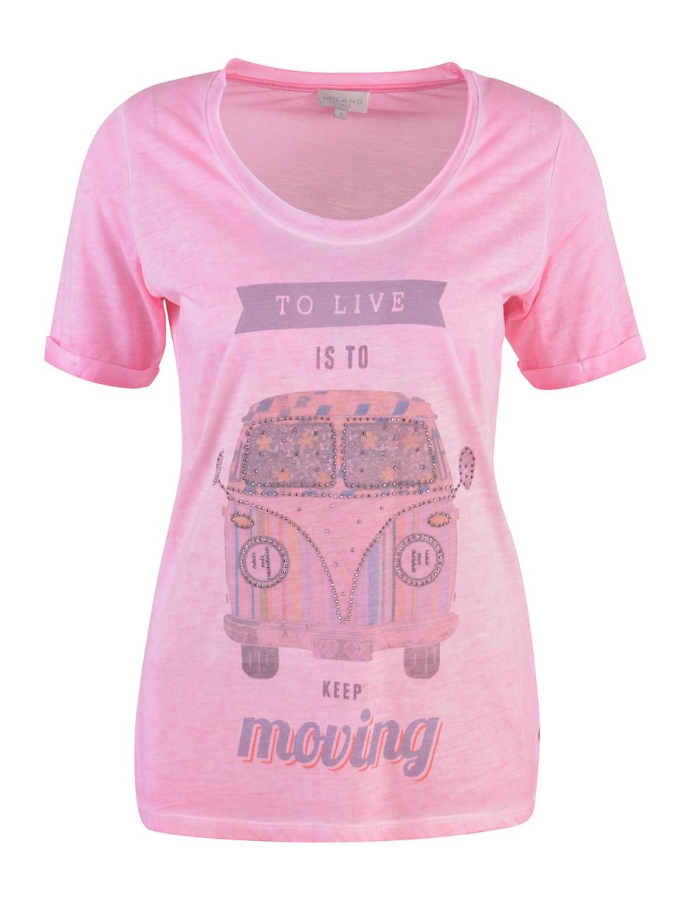 milano-italy-damen-t-shirt-pink