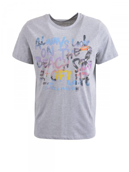 MILANO ITALY Herren T-Shirt, grau