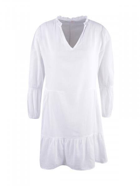 HEARTKISS Damen Kleid, weiß