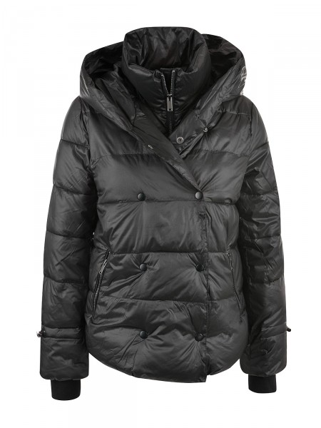 SMITH & SOUL Damen Steppjacke, schwarz