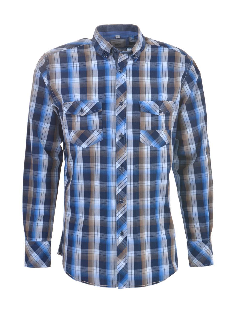 milano-italy-herren-hemd-blau-beige