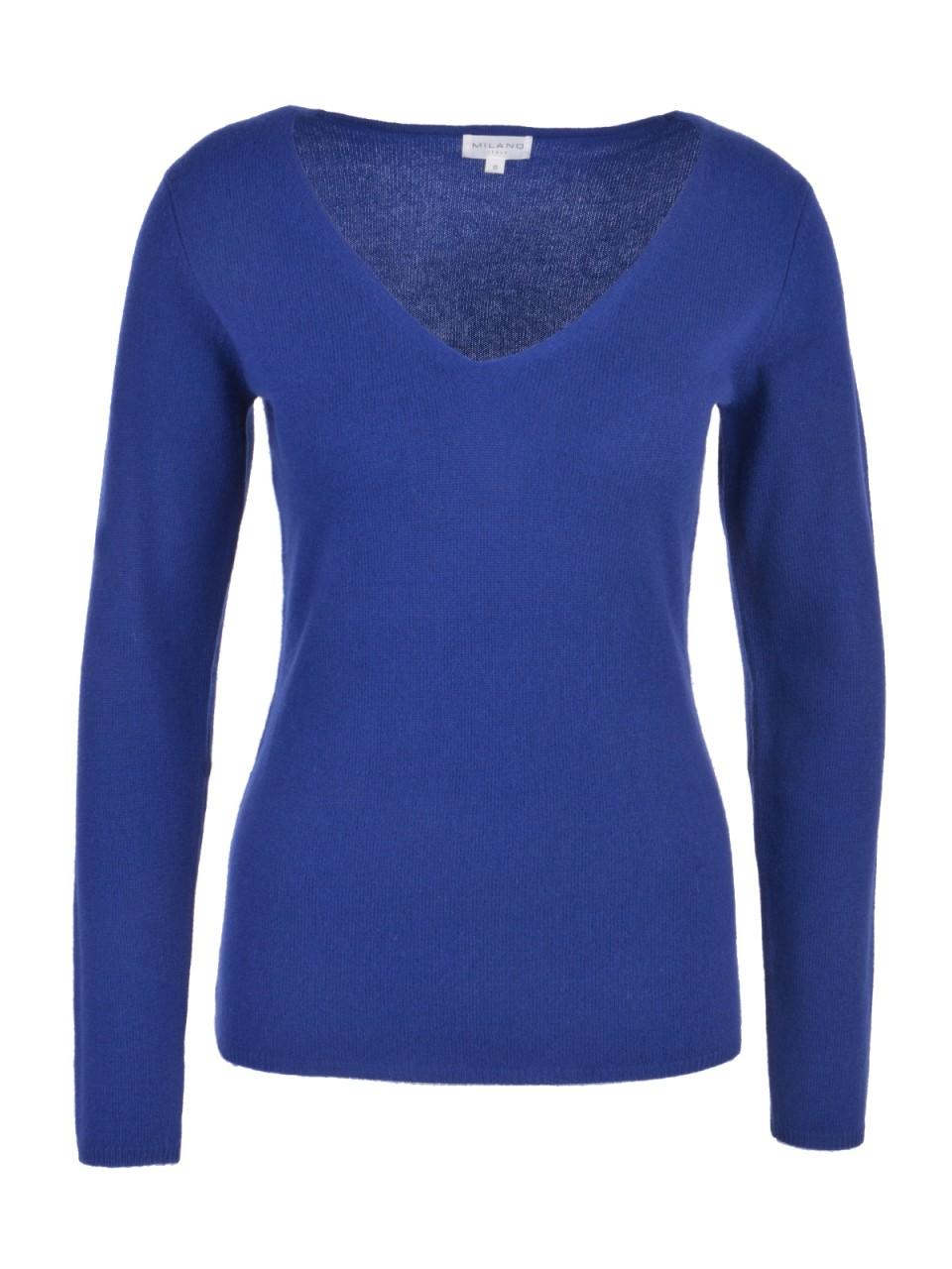 milano-italy-damen-kaschmir-pullover-blau