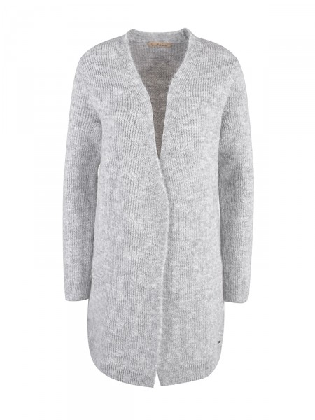 SMITH & SOUL Damen Strickjacke, grau