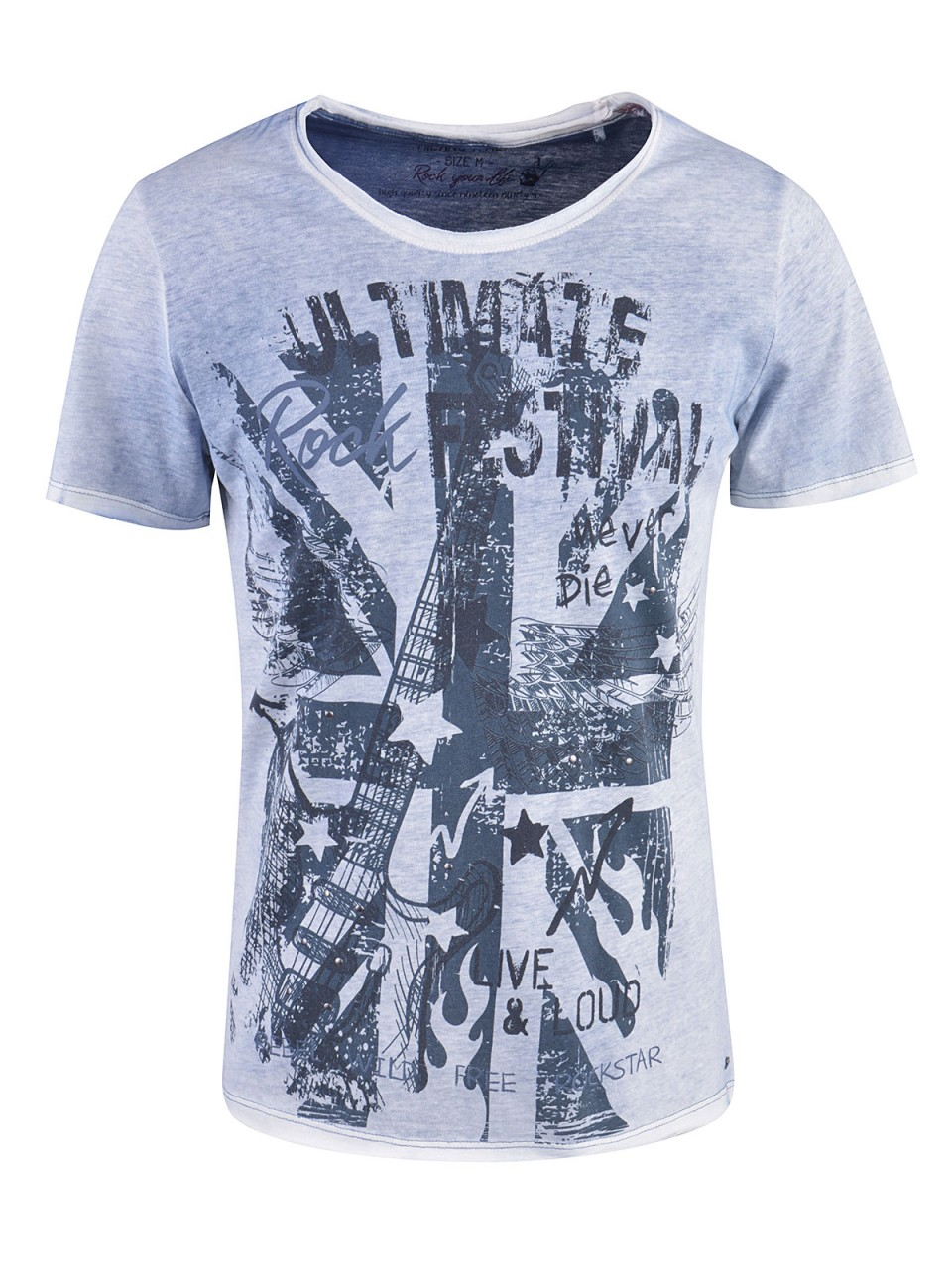 milano-italy-herren-t-shirt-blau, 12.48 EUR @ designermode-com-mode