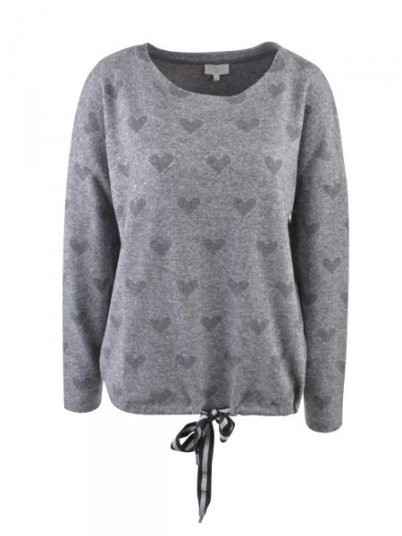 MILANO ITALY Damen Pullover, grau