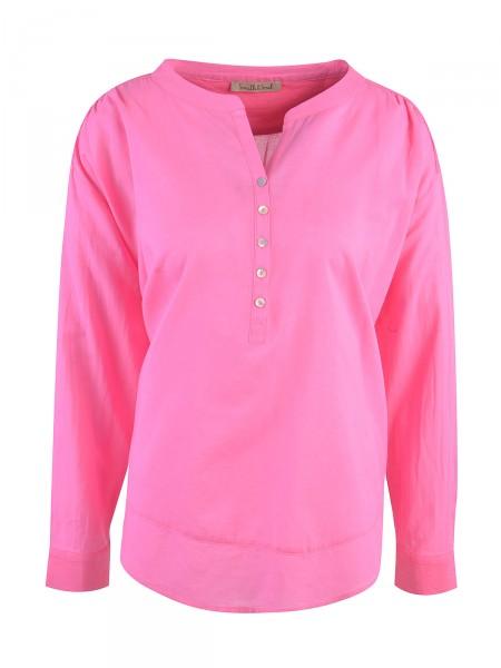 SMITH & SOUL Damen Bluse, pink