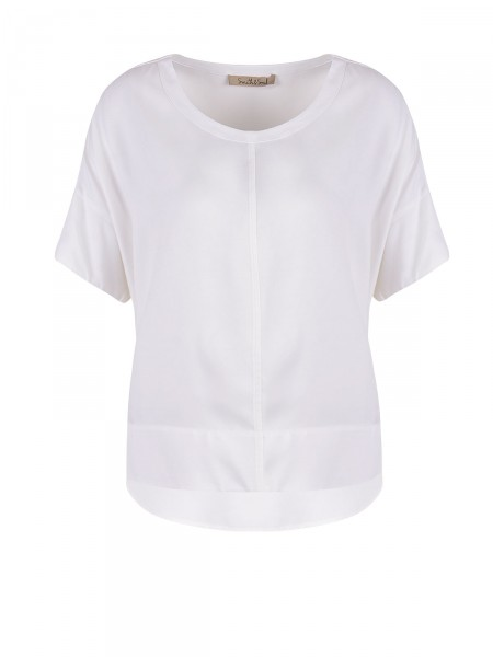 SMITH & SOUL Damen T-Shirt, offwhite